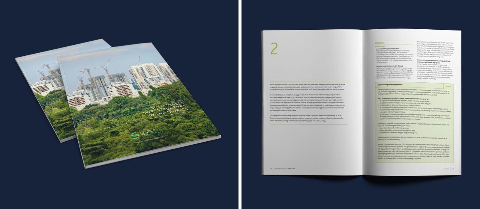 Infrastructure Report by Zephyrmedia