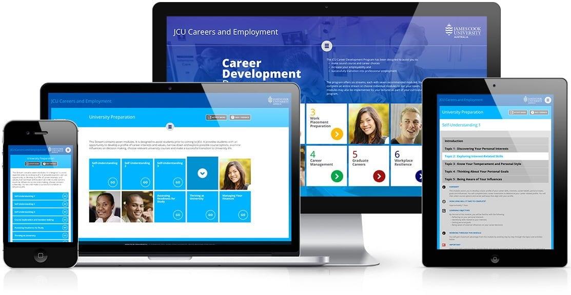 Educational Web Resource by Zephyrmedia