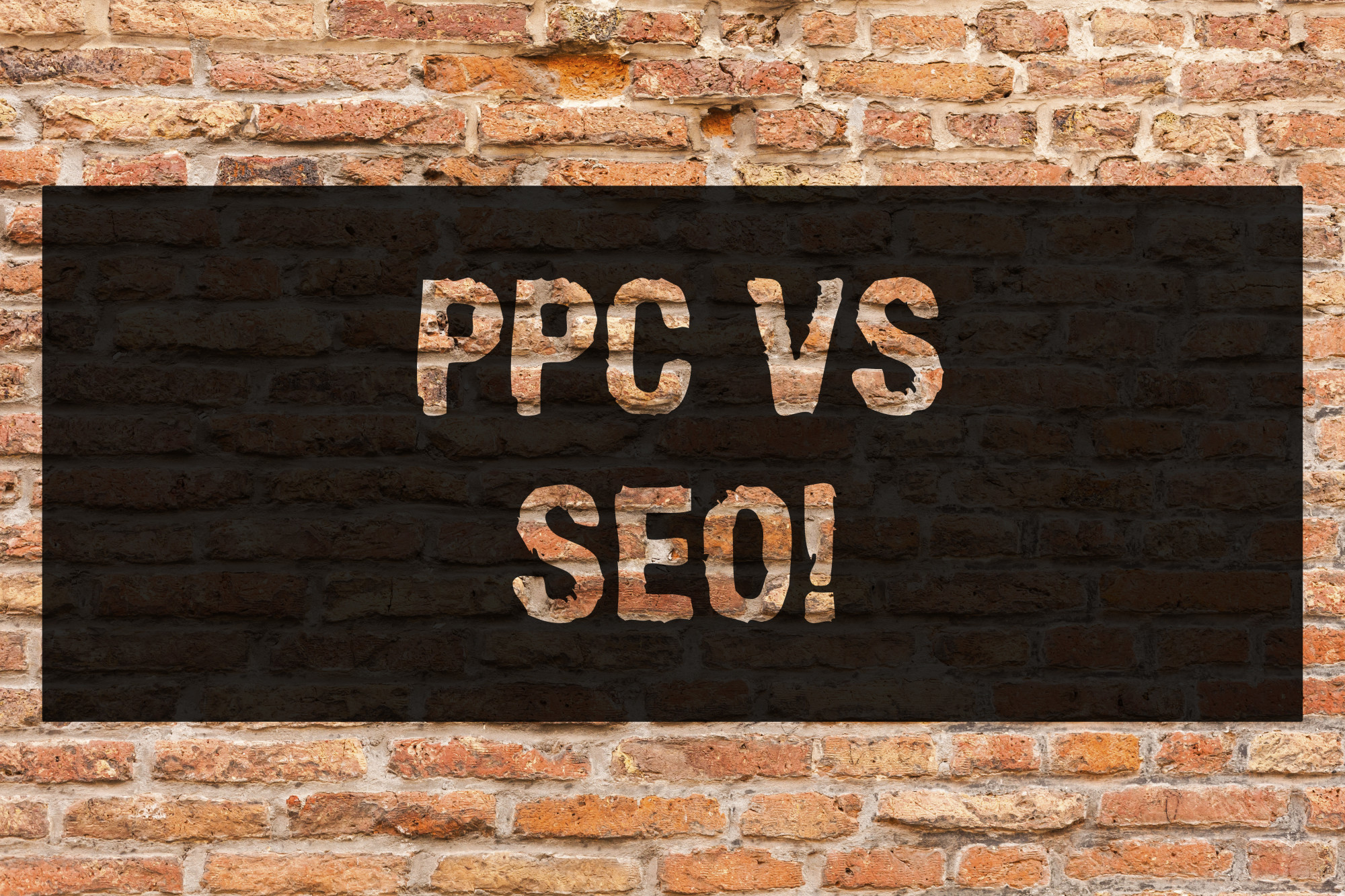 difference between seo and ppc