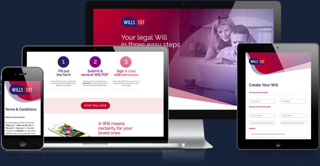 Will Generation Website